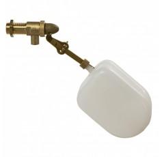 Plovak i ventil za termopojilice beli
